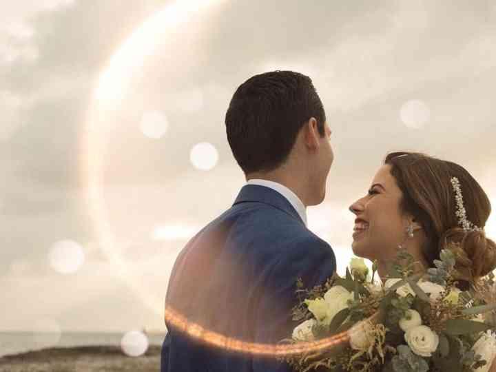 La boda de Karla y Toño