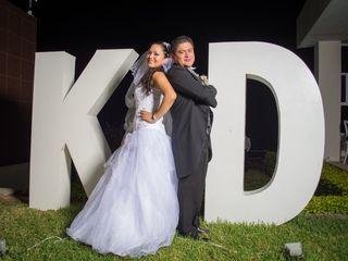La boda de Karina y Daniel 1