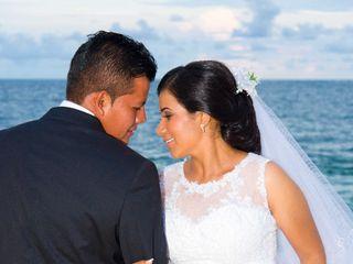 La boda de Blanca elci  y José Luis  1