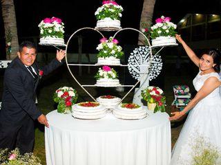 La boda de Blanca elci  y José Luis