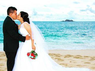 La boda de Blanca elci  y José Luis  3