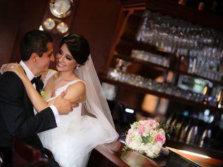 La boda de Mariela y Enrique