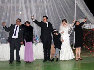 La boda de Jesica y Eduardo 3
