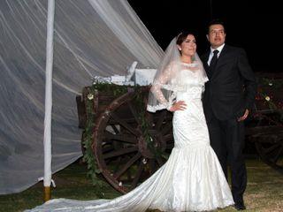 La boda de Jesica y Eduardo