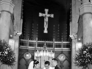 La boda de Sonia y Damian 1