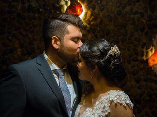 La boda de Zeng y Daniel 3