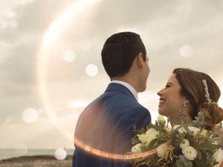 La boda de Karla y Toño 1
