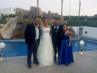 La boda de Vladimir y Mayra