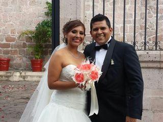 La boda de Denise y Diego