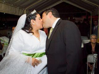 La boda de Carolina y Rolando