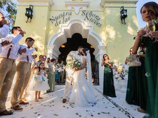 La boda de Angélica y Missael