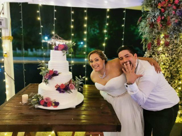 La boda de Iliana  y Óscar