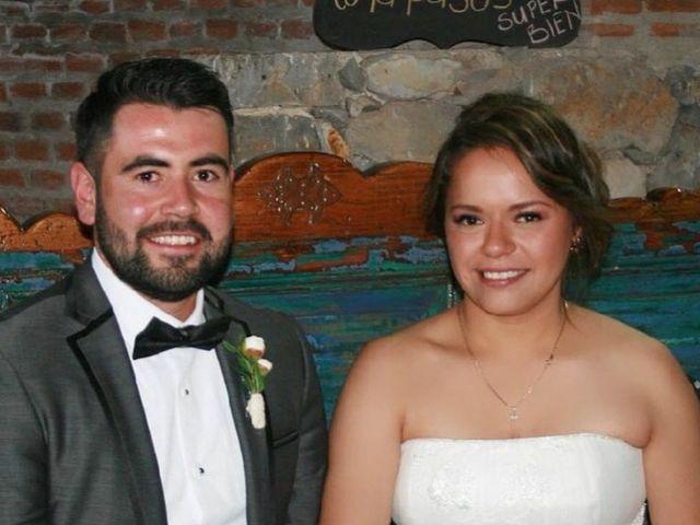 La boda de María y Rogelio