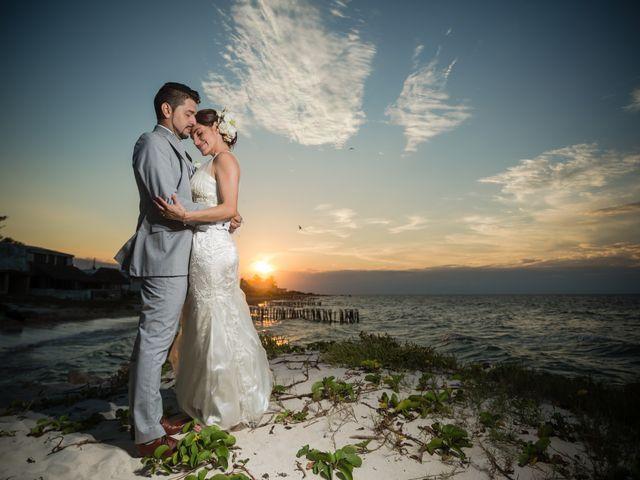 La boda de Estrella y Alfredo