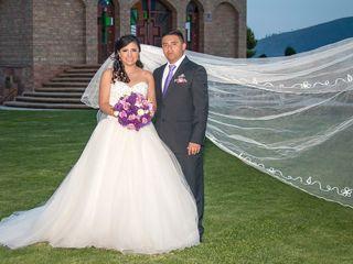 La boda de Viridiana y Gabriel