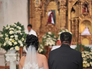La boda de Liz y Jorge 1