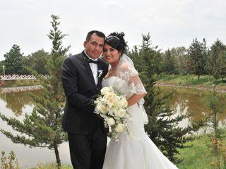 La boda de Liz y Jorge