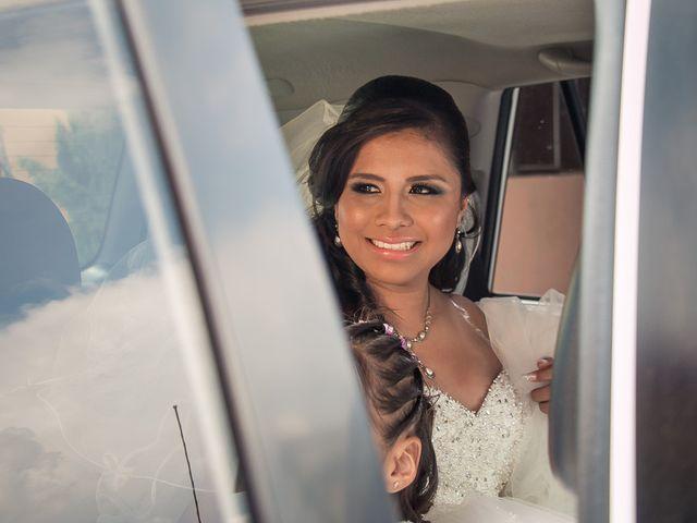 La boda de Gabriel y Viridiana en Atlacomulco, Estado México 10