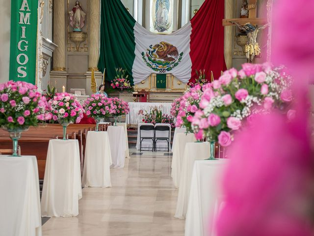 La boda de Gabriel y Viridiana en Atlacomulco, Estado México 11