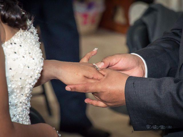 La boda de Gabriel y Viridiana en Atlacomulco, Estado México 14