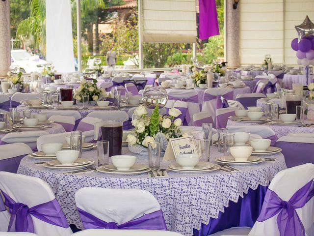 La boda de Gabriel y Viridiana en Atlacomulco, Estado México 16