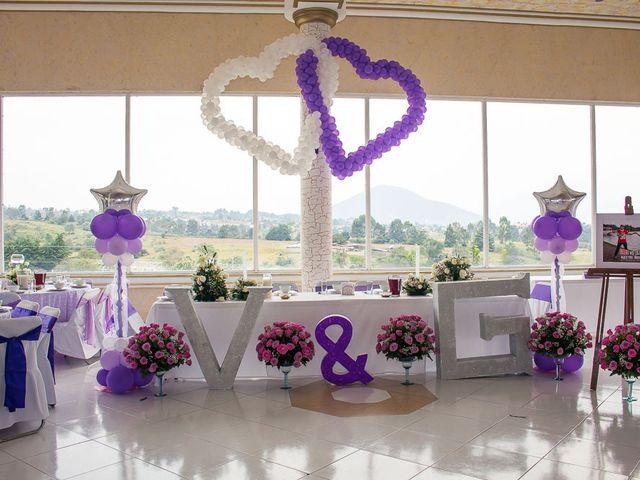 La boda de Gabriel y Viridiana en Atlacomulco, Estado México 17