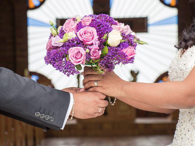 La boda de Gabriel y Viridiana en Atlacomulco, Estado México 21