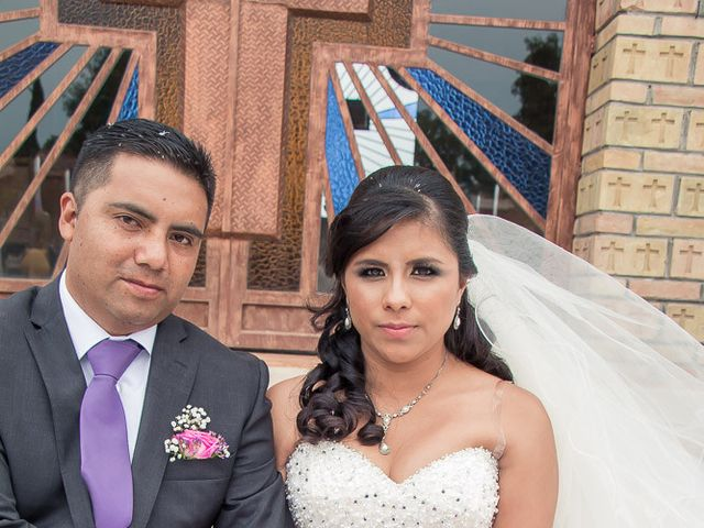 La boda de Gabriel y Viridiana en Atlacomulco, Estado México 22