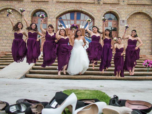 La boda de Gabriel y Viridiana en Atlacomulco, Estado México 23