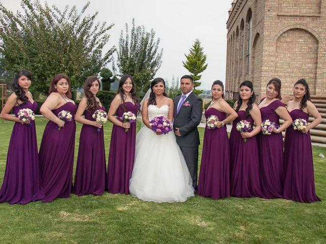 La boda de Gabriel y Viridiana en Atlacomulco, Estado México 26