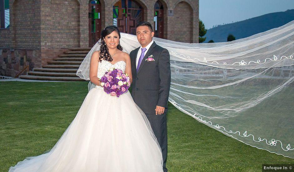 La boda de Gabriel y Viridiana en Atlacomulco, Estado México