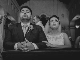La boda de Alejandra y Seve