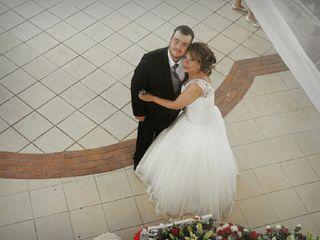 La boda de Elizabeth y Ismael