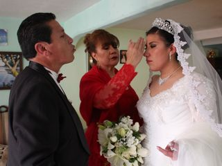 La boda de Yadira Abigaid  y José Armando 2
