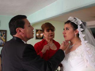 La boda de Yadira Abigaid  y José Armando 3