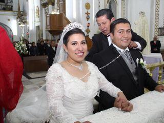 La boda de Yadira Abigaid  y José Armando