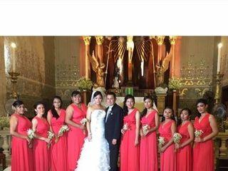 La boda de Alexia y Mario 1