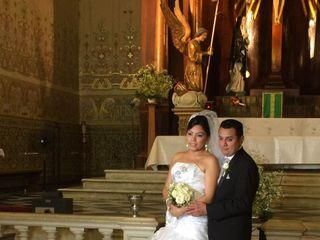 La boda de Alexia y Mario