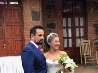 La boda de Claudia  y Ángel 2
