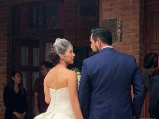 La boda de Claudia  y Ángel 3