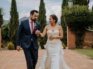 La boda de Claudia  y Ángel