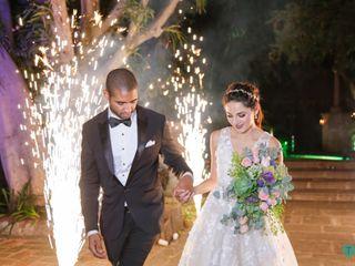 La boda de Sarah y Adam 1