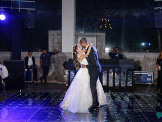 La boda de Sarah y Adam 2