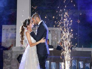La boda de Sarah y Adam 3
