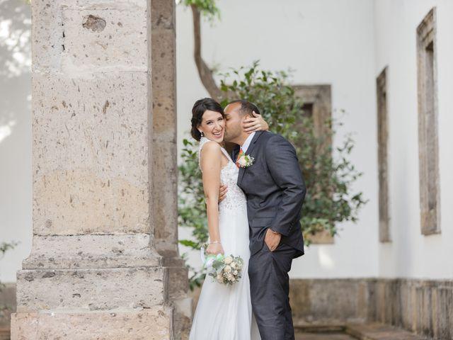 La boda de Alejandro y Patricia en Guadalajara, Jalisco 12