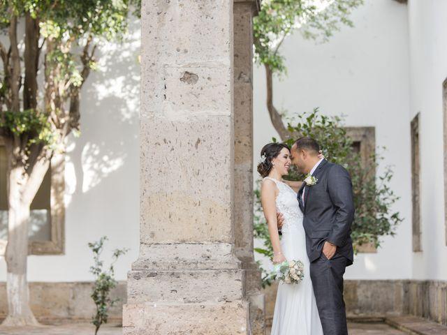 La boda de Alejandro y Patricia en Guadalajara, Jalisco 13