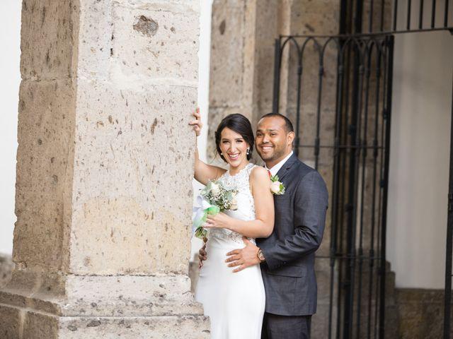 La boda de Alejandro y Patricia en Guadalajara, Jalisco 14