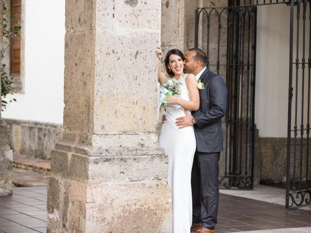 La boda de Alejandro y Patricia en Guadalajara, Jalisco 15