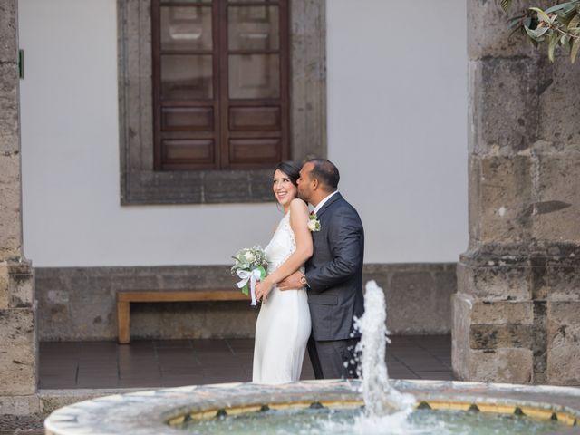 La boda de Alejandro y Patricia en Guadalajara, Jalisco 16