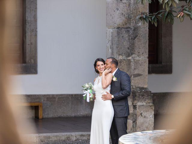 La boda de Alejandro y Patricia en Guadalajara, Jalisco 17